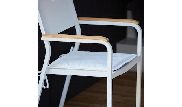 Fine Sitzkissen für Stuhl Cubic, Mia und Lux Alu