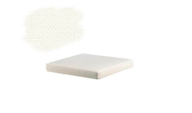 Dedon - Opvouwbaar zitkussen voor Nestsest - Cool wit - 1