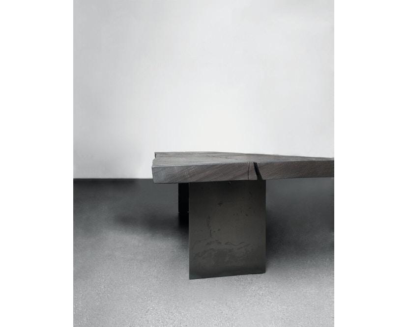 Janua - SK 01 Monolith Tisch - Eiche geköhlt, geölt (schwarz) - 180 x 90 x 75 - 3