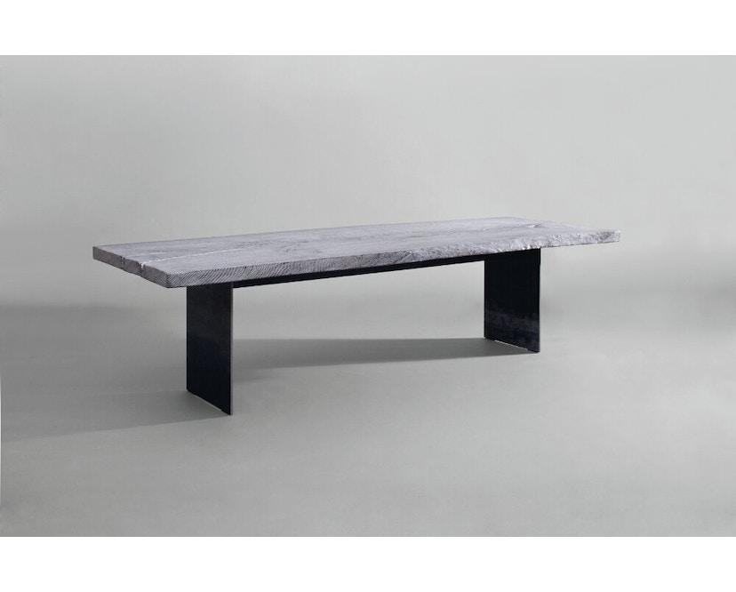 Janua - SK 01 Monolith Tisch - Eiche geköhlt, geölt (schwarz) - 180 x 90 x 75 - 2