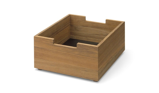 Skagerak - Cutter Box klein - Teak - 1