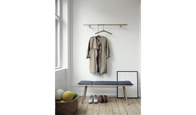 Skagerak - Georg dubbele kledinghanger - Eiken - 5