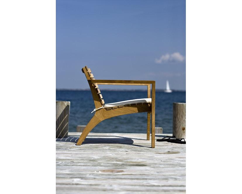 Skagerak - Regatta Lounge Stuhl - Teak - 8