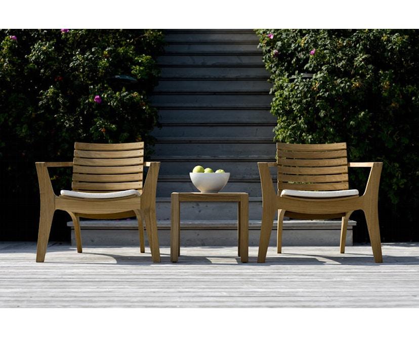 Skagerak - Regatta Lounge Stuhl - Teak - 9