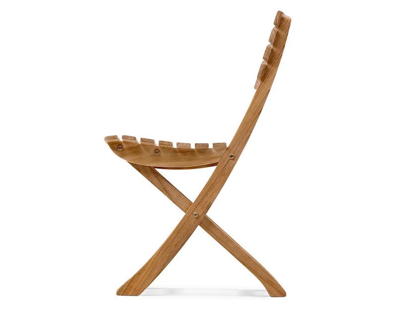 Skagerak - Vendia stoel teak - 5