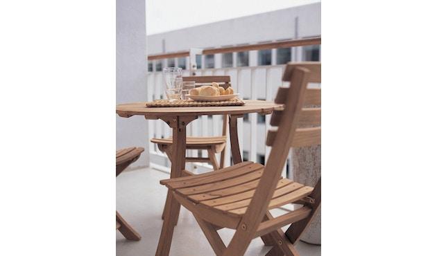 Skagerak - Vendia tafel teak - 6