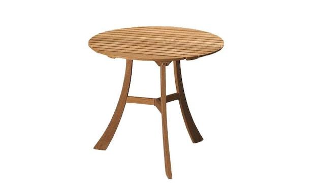 Skagerak - Vendia tafel teak - 4