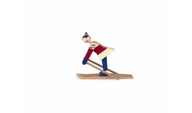 Kay Bojesen - Skiläufer - Datti - 4