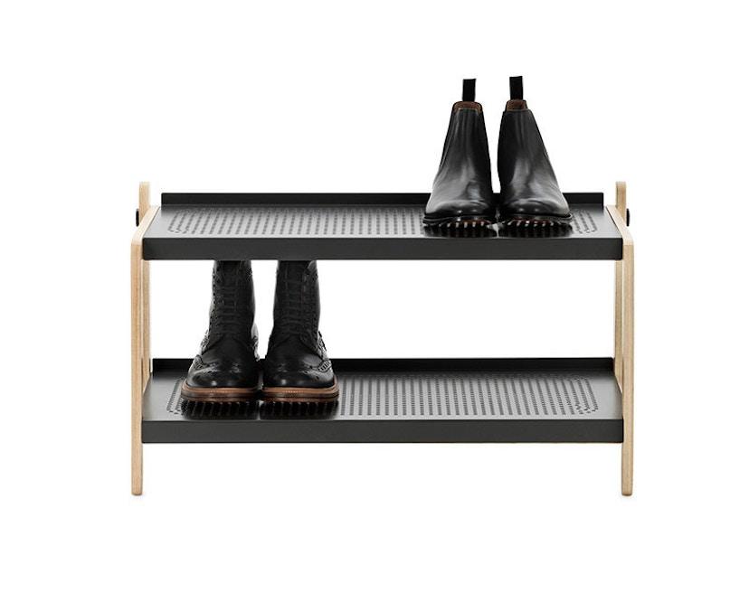 Normann Copenhagen - Sko schoenenrek - wit - 4