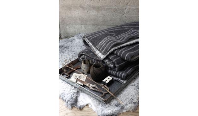Roros Tweed - Skog Decke - beige-natural - 4