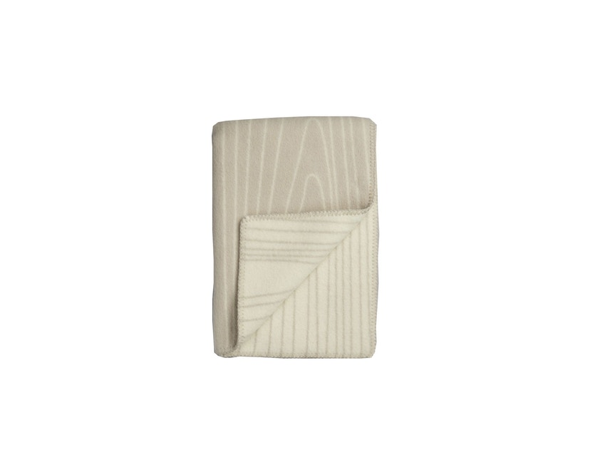 Roros Tweed - Skog Decke - beige-natural - 1