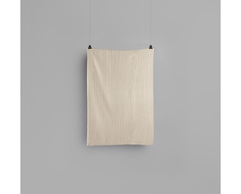 Roros Tweed - Skog Decke - beige-natural - 3