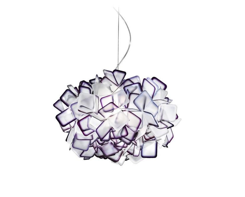 SLAMP - Clizia Suspension lamp - violet - 1
