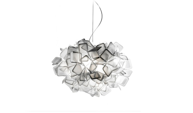 SLAMP - Clizia Suspension Lamp - White - 1