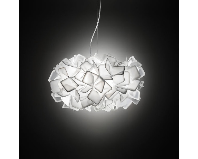 SLAMP - Clizia Suspension Lamp - White - 3