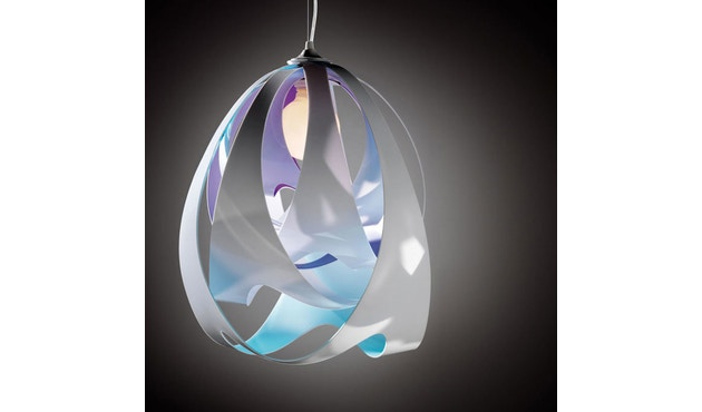 SLAMP - Goccia Di Luce lamp - Aqua - 3