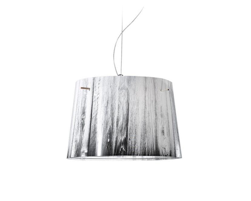 SLAMP - Woody hanglamp - wit - 1
