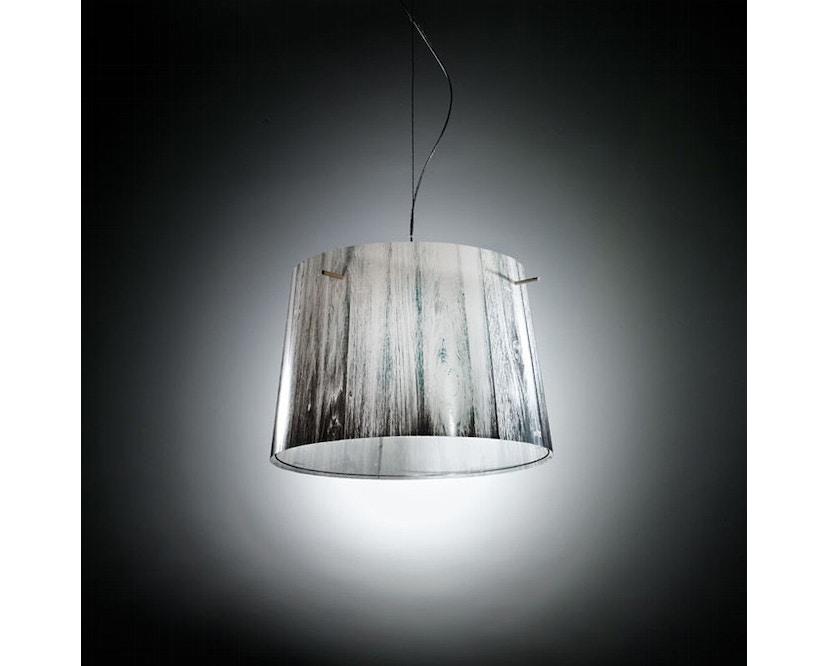 SLAMP - Woody hanglamp - wit - 3