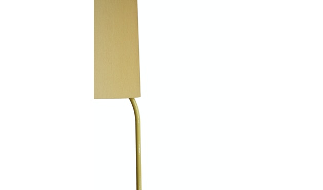 frauMaier - slimsophie vloerlamp - mosterdgoud - Voetschakelaar - 4