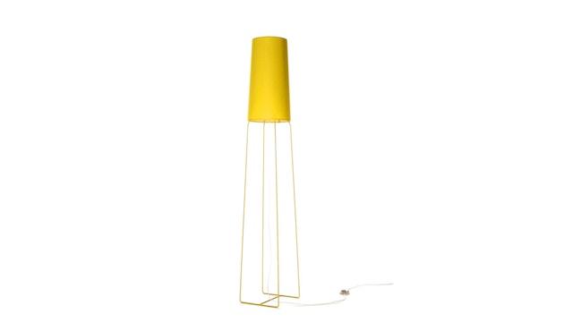 frauMaier - slimsophie Stehleuchte -  Schalter - gelb - 1