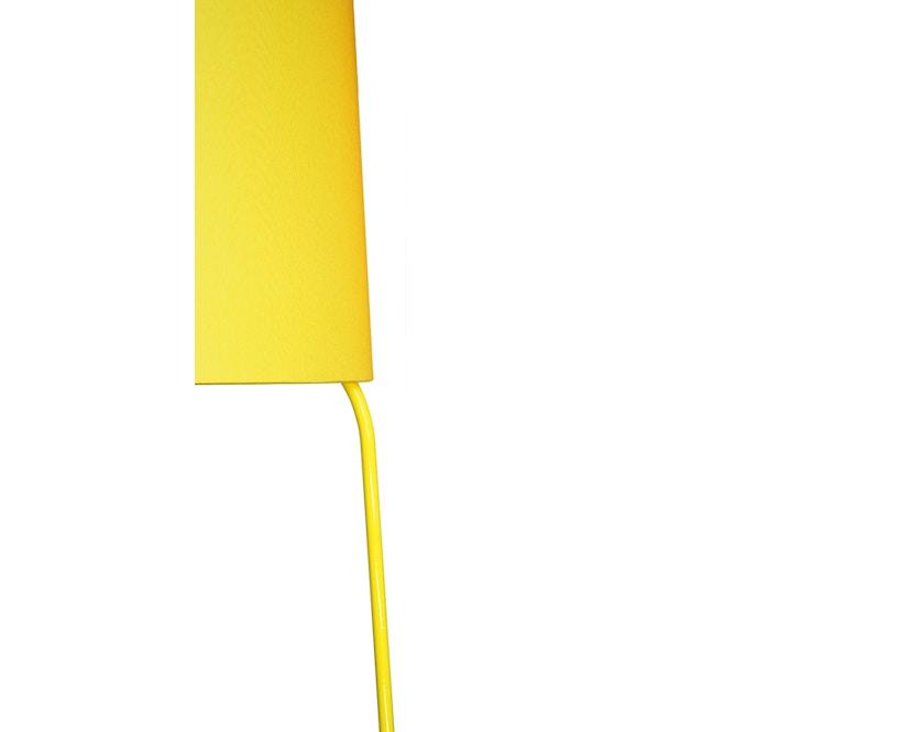 frauMaier - slimsophie Stehleuchte -  Schalter - gelb - 4