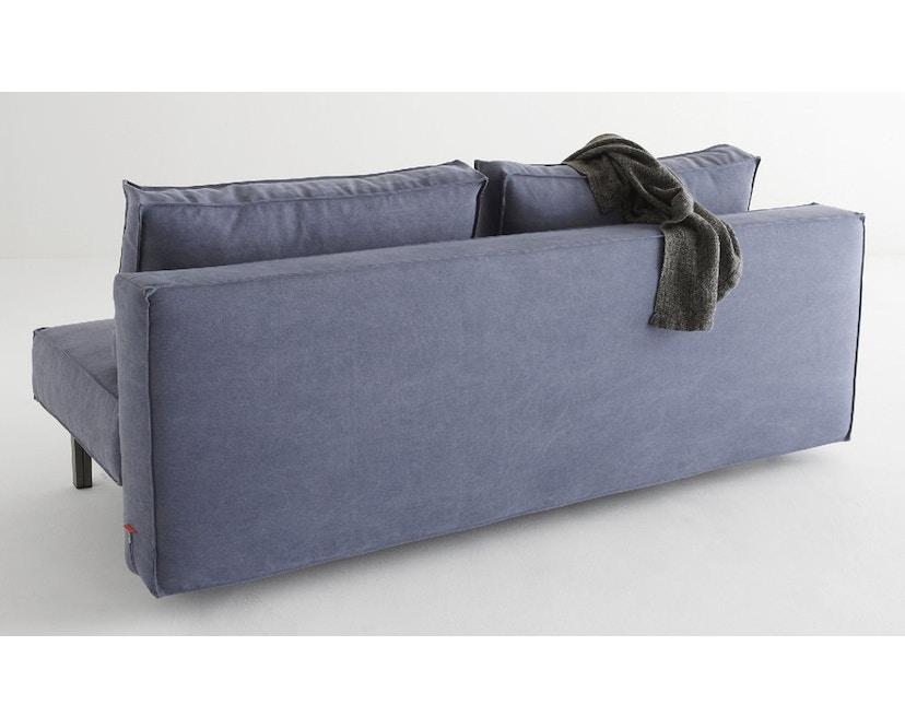 Innovation - Sly slaapbank - grijs - blauw-grijs - Mixed Dance - 2