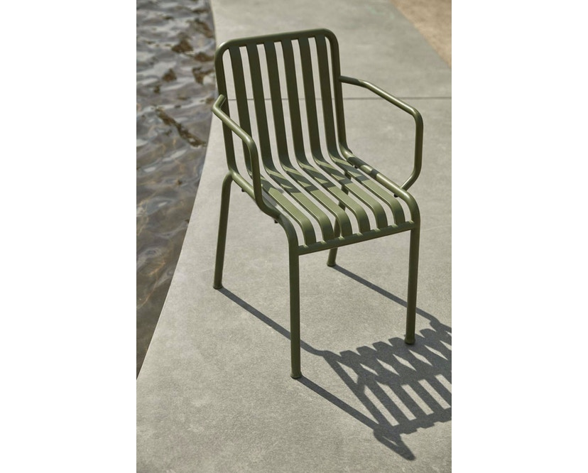 HAY - Palissade Dining Arm Chair - 11