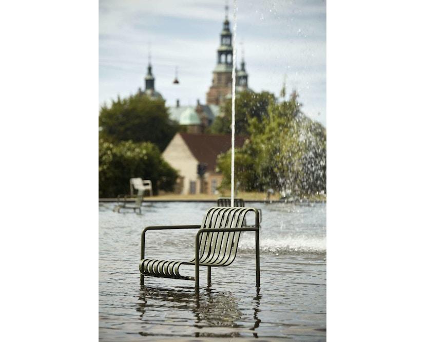 HAY - Palissade Lounge Chair High - 12
