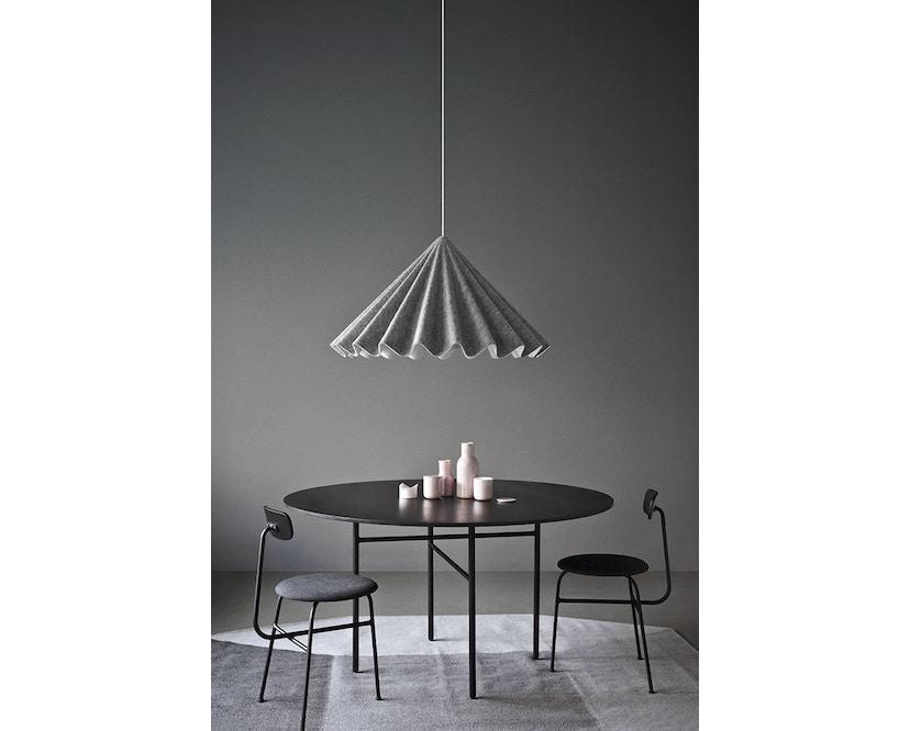 Menu - Snaregade Tisch - schwarz - oval - 5