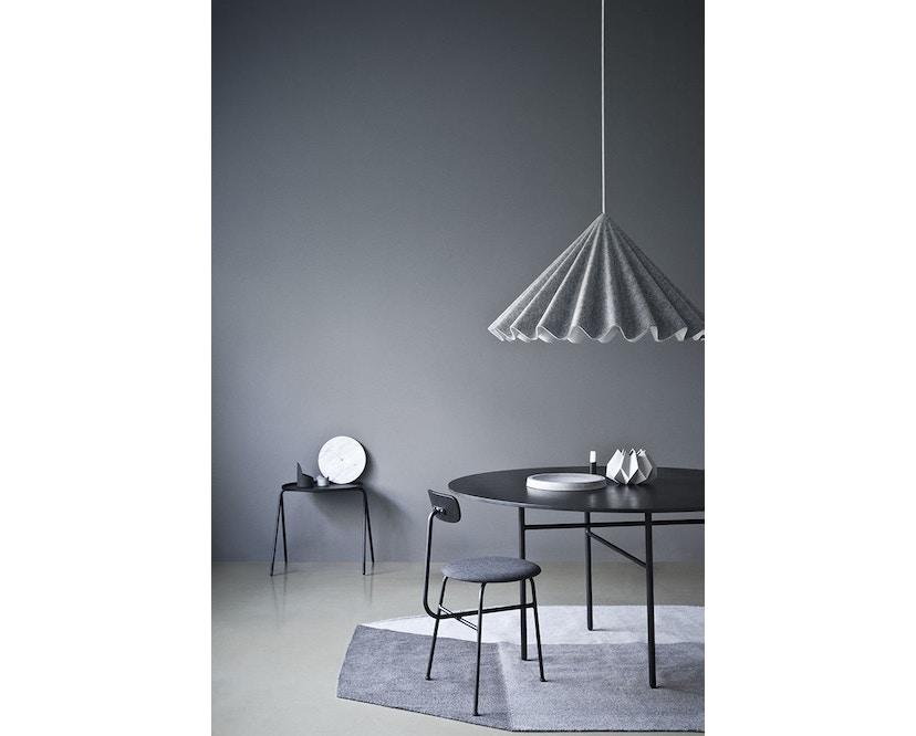 Menu - Snaregade Tisch - schwarz - oval - 6