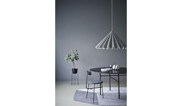 Menu - Snaregade Tisch - schwarz - oval - 7