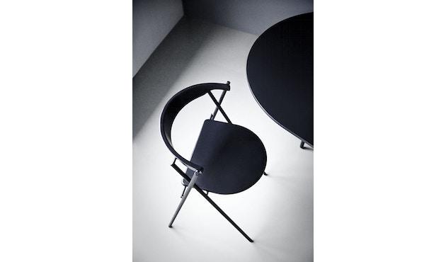 Menu - Snaregade Tisch - schwarz - rund 120 cm - 2
