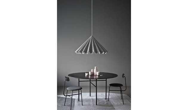 Menu - Snaregade Tisch - schwarz - rund 120 cm - 5