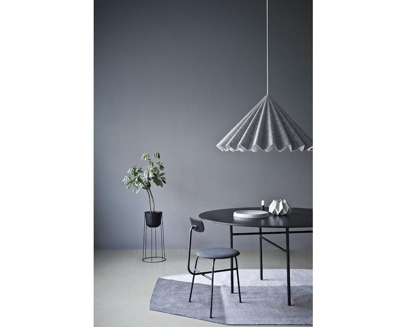 Menu - Snaregade Tisch - schwarz - rund 120 cm - 7