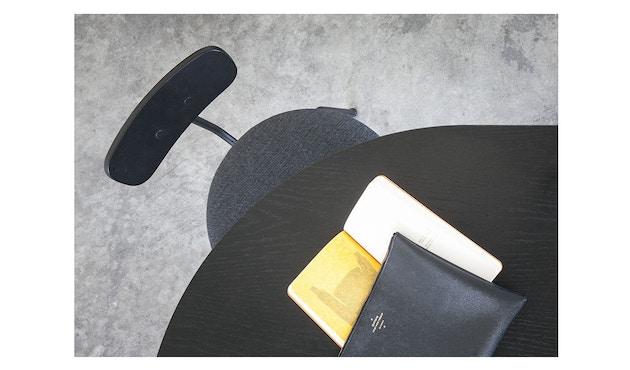 Menu - Snaregade Tisch - schwarz - rund 120 cm - 8
