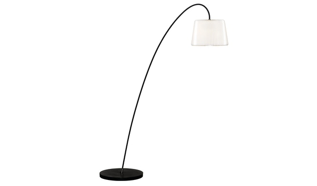 Le Klint - Snowdrop vloerlamp zwart - 2