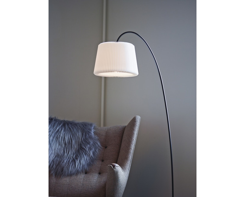 Le Klint - Snowdrop vloerlamp zwart - 5