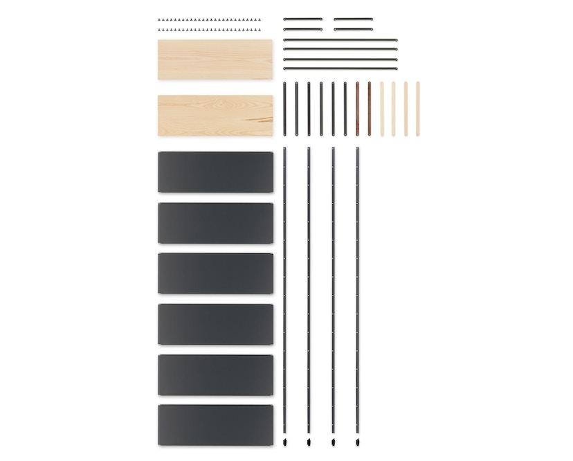 Moormann - So oder So Regalsystem breit - 11