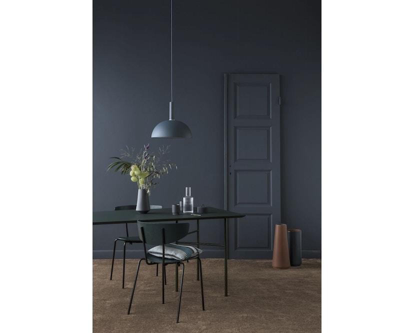 ferm LIVING - Collect Lighting - Socket  - niedrig - rotbraun - rotbraun - 9