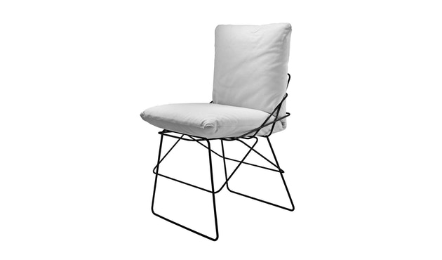 Driade - Sof Sof Outdoor Stuhl - Cipro Bianco 15 - 1
