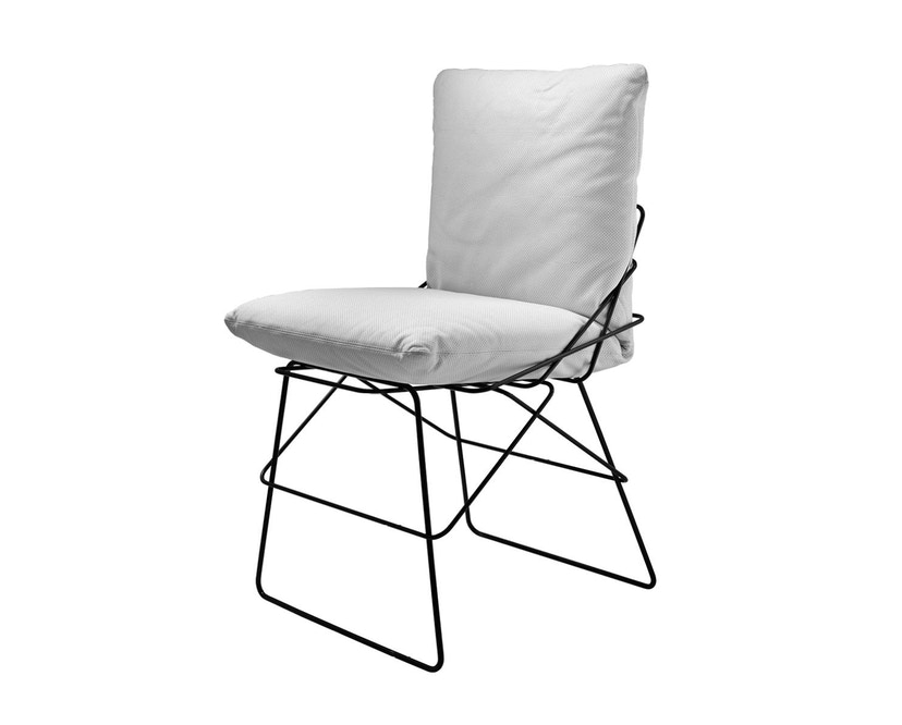 Driade - Sof Sof Outdoor stoel - Cipro Bianco 15 - 1
