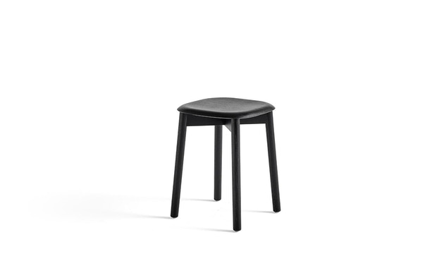 HAY - Soft Edge 72 Stool - black stained - 1