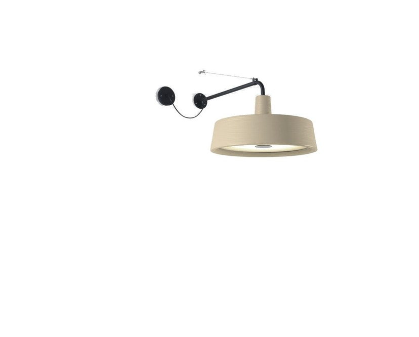 Marset - SOHO 38 A LED Outdoor Wandleuchte - White - 1