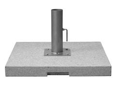 Tribù - Pied de parasol en granite - gris - 4