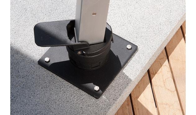 Tribù - Sonnenschirmfuß Vitino Pendulum heavy duty - grau - 5