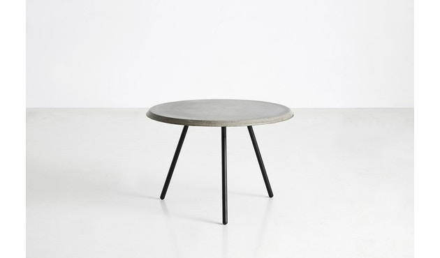 Woud - Soround Tisch - Concrete Top - Ø 60 x H 44 - 2