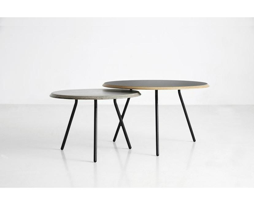 Woud - Soround Tisch - Concrete Top - Ø 60 x H 44 - 4