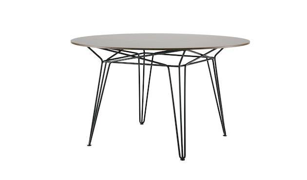 SP01 - Parisi HPL Tisch - Graphite grey - 2