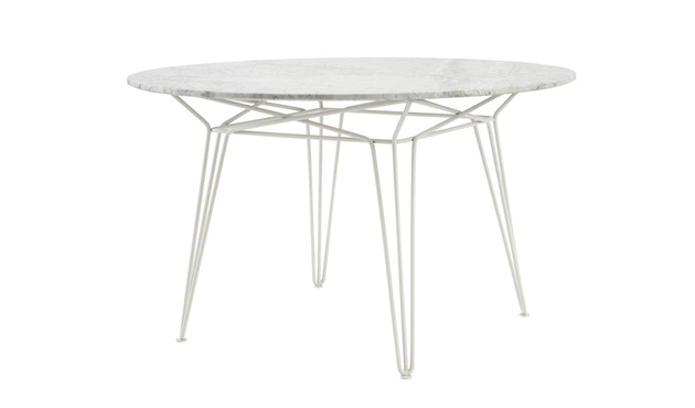 SP01 - Parisi Marmor Tisch - White Carrara Marble - 1