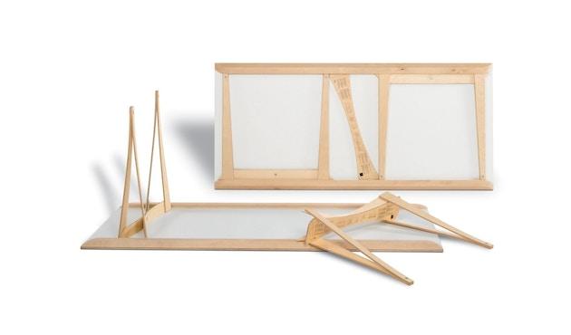 Moormann - Spanoto Tisch - Birke/Birke - S - beige - 3